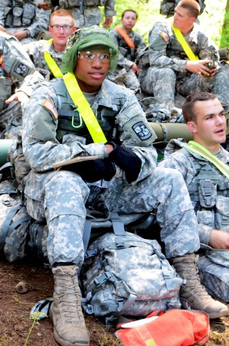 U.S. Army photo by Cydney McFarland