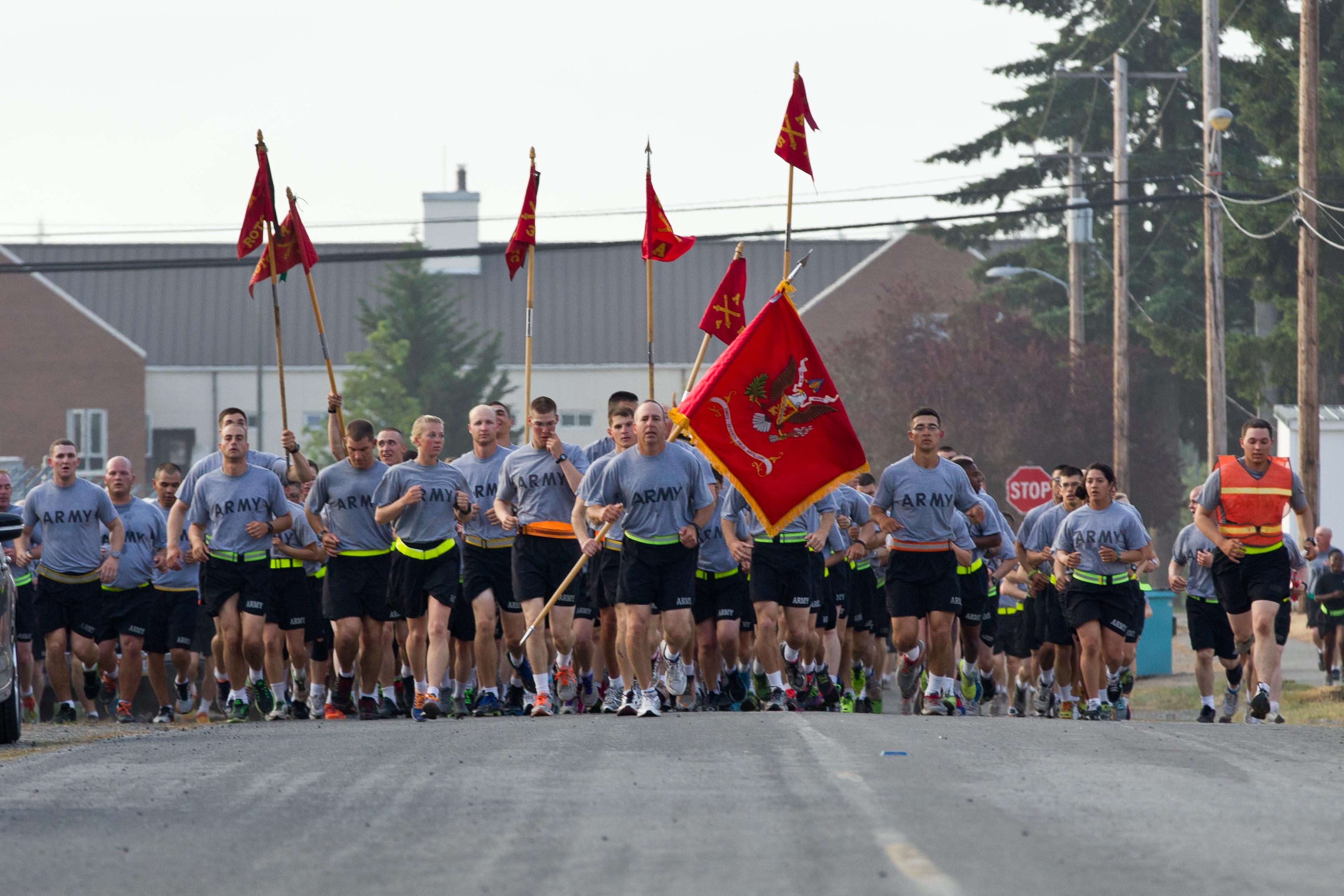 U.S. Army photo Heather Cortright.