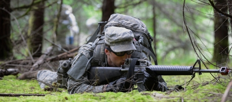 U.S. Army photo by Hannah Hunsinger.