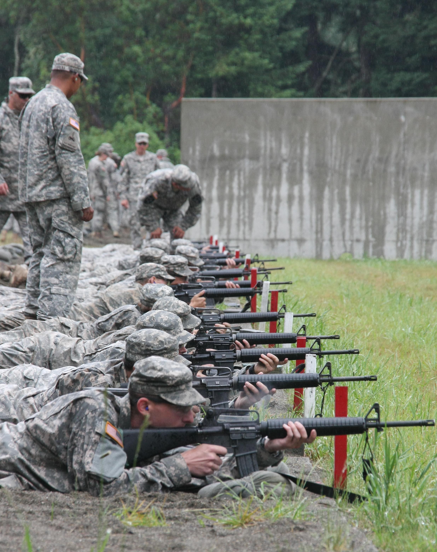 U.S. Army photo by Al Zdarsky.