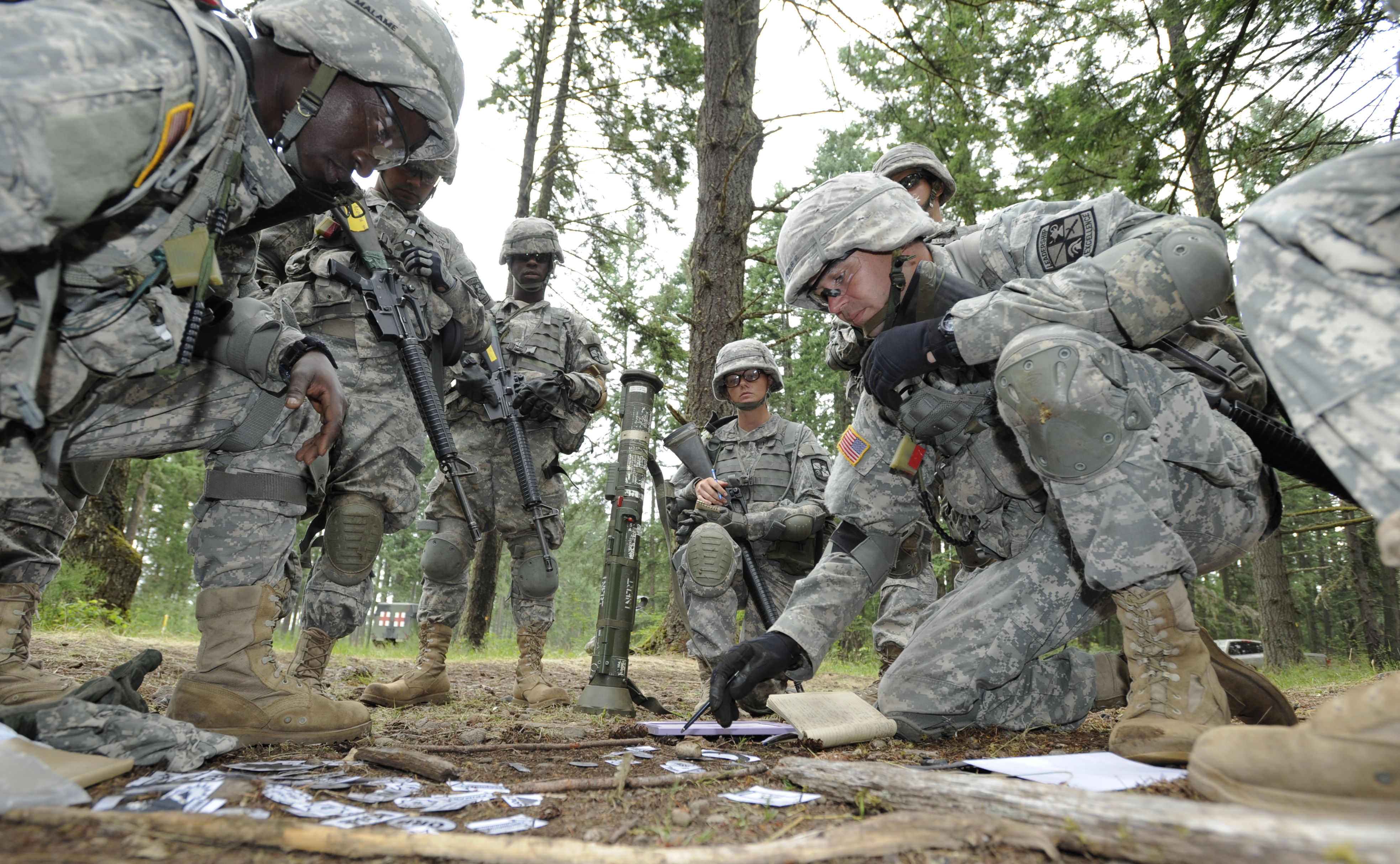 U.S. Army photo by Gary Tarleton.