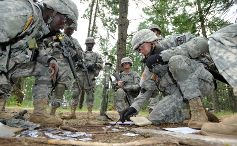U.S. Army photo by Gary Tarleton.