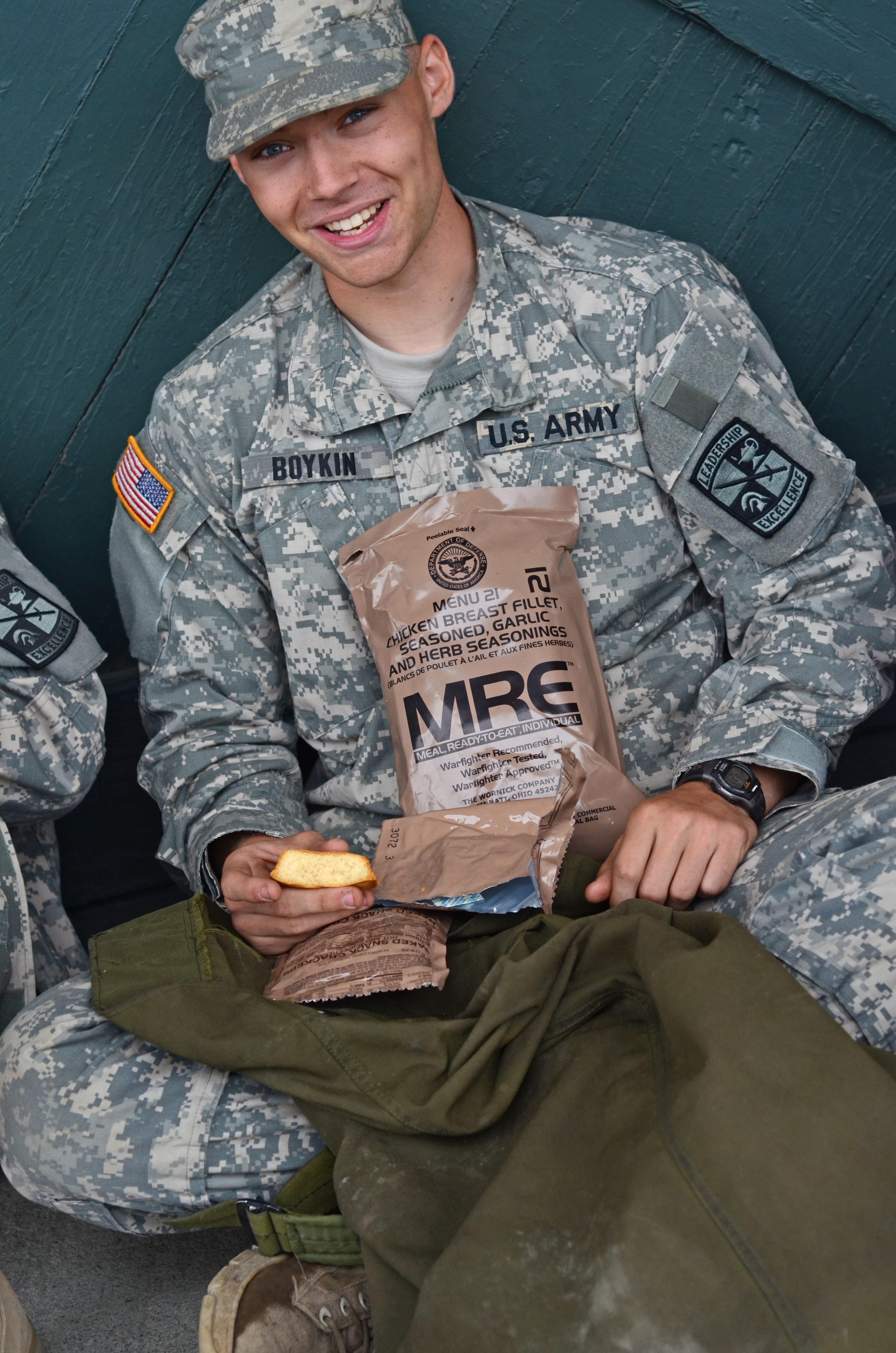 U.S. Army photo by Cydney McFarland.